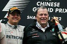 Formel 1 - Mercedes gedacht, gef�hlt, gerochen: Haug: Trennung hatte nichts mit Lauda zu tun