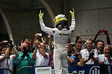 Formel 1 - Wie der Vater so der Sohn: Rosberg: Zum 3. Mal Vater und Sohn als Sieger
