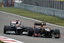 Formel 1 - Fehler lassen sich abstellen: Blog - Eine Lanze f�r die Crashpiloten
