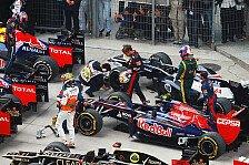Formel 1 - Zehn aus Zw�lf: Red Bull: Ahnungslos durch FOTA-Absenz