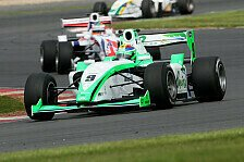 Formel 2 - Marinescu unterbricht Bachetas Siegesserie