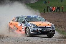 DRM - Dritter Lauf der HJS Diesel Rallye Masters 2012