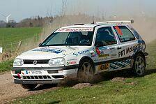 ADAC Rallye Masters - Guido Imhoff und Sebastian Walker gut in Form: Erfolgreicher Saisoneinstand
