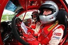 ADAC Rallye Masters - Nicht schnell genug: Mysliwietz & Schumacher unzufrieden
