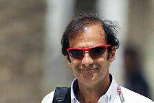 Formel 1 - Pirro in Südkorea Fahrersteward