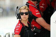 Formel 1 - Ist sie tot?: De Villotas Schwester: Qualvolle Minuten