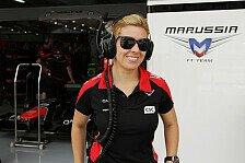 Formel 1 - Schwester musste alles mitansehen: De Villota: Augenverletzung kritisch