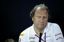 Formel 1 - Eine Katastrophe: Fernley kritisiert Investor CVC