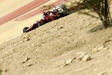 Formel 1 - Ferrari: Kaum Veränderungen zu China