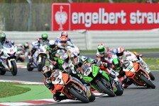 Superbike - Anpassung wegen MotoGP: Ver�nderungen im WSBK-Kalender 2013