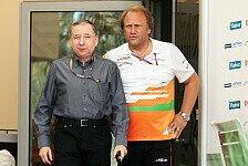 Formel 1 - Fernley: Alternativ-Motor Ausgeburt des FIA-Frusts