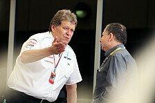 Formel 1 - Noch nichts finalisiert: Mercedes: Concorde Agreement nicht unterschrieben