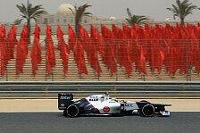 Formel 1 - Sauber: Steigerung im Qualifying