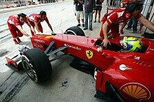 Formel 1 - Ferrari: F2012 nicht fertig, Webber für Massa
