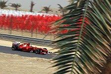 Formel 1 - Alonso: Startposition entspricht Leistung