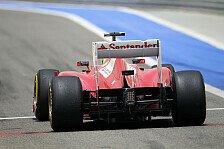 Formel 1 - Domenicali: Massa muss sich verbessern
