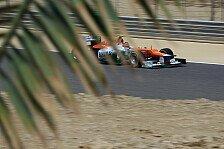 Formel 1 - Ecclestone hatte seine Gr�nde: Force India nicht im TV - Das Team schweigt