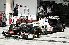 Formel 1 - Perez hat keine Geheimnisse