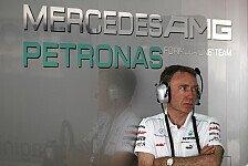 Formel 1 - Posten wird nicht neu besetzt: Technikchef Bell verl�sst Mercedes