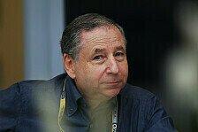 Formel 1 - Wille zu passenden Reformen ist da: Todt: Teams m�ssen mit FIA arbeiten