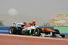 Formel 1 - 85 Prozent fertig: Force India hofft auf Updates in Mugello