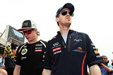 Formel 1 - Non-Konformist & R�ikk�nen-Fan: Vettel: Wir sind keine Roboter