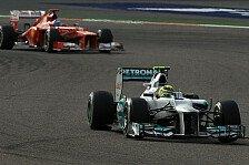 Formel 1 - Werden unsere Lehren daraus ziehen: Haug: K�nnen nicht unzufrieden sein