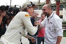 Formel 1 - Lotus + R�ikk�nen = etwas Spezielles: Gerard Lopez nimmt zu R�ikk�nen Stellung