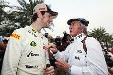Formel 1 - Karriere in Gefahr: Stewart erneuert Coaching-Angebot an Grosjean