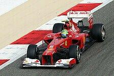 Formel 1 - Massa erhält Rückendeckung aus Brasilien