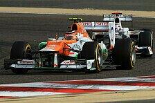 Formel 1 - Das Team geht vor: Fernley: Richtige Entscheidungen getroffen