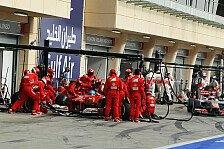 Formel 1 - Alonso hält Ferrari-Team für beinahe perfekt