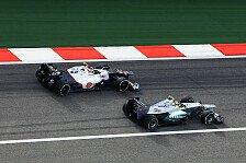 Formel 1 - Angriff auf Platz f�nf: Sauber sieht sich schneller als Mercedes