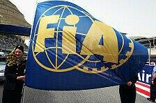 Formel 1 - Deadline f�r Einschreibung verschoben: FIA setzt Ultimatum f�r Kostenreduktion