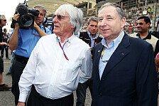 Formel 1 - FIA hat damit nichts zu tun: Ecclestone: Pirelli braucht keinen Vertrag