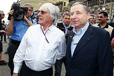 Formel 1 - Ecclestone wie Sinatra: B�rsengang bringt acht bis neun Milliarden
