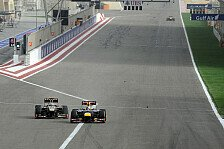Formel 1 - Strategiebericht zum Bahrain GP