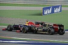 Formel 1 - Bilder: Bahrain GP - Duell Vettel gegen R�ikk�nen