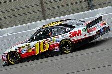 NASCAR - Danica Patrick startet von Rang 38: Zweite Saison-Pole f�r Greg Biffle