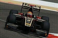 GP2 - 007 schl�gt Nasr: Calado hauchd�nn auf Valencia-Pole