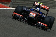 GP2 - iSport muss Problemjagd aufgeben: Palmer bekommt ein neues Auto