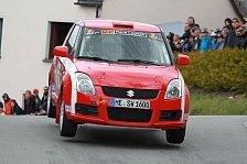 ADAC Rallye Masters - Punktekonto erfolgreich gef�llt: Philipp Knof auf Rang drei im Junior Cup