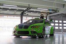 24 h N�rburgring - M3 GTR-S II E92 V8 Fl�ssiggas