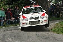 DRS - Abschiedstour des �koda Octavia WRC: Rally Lu�ick� Hory am kommenden Wochenende