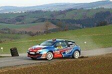 ADAC Rallye Masters - Sechster Erfolg beim Heimspiel: Ruben Zeltner gewinnt Masters-Auftakt im Erzgebirg