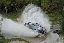 WRC - Drei selbstverschuldete Zwischenf�lle: Wilson von Ott Tanak entt�uscht