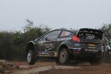 WRC - Mehrere Probleme auf einer Stage: Tanak beweist sich als Mechaniker