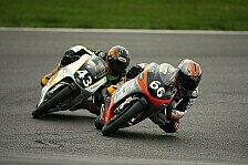 IDM - Alt gewinnt beide 125er-L�ufe: Moto3/125: Gr�nwald und Schouten in der Moto3 vorn