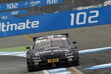 DTM - Fast eine Sekunde Vorsprung: Spengler dominiert Training in Hockenheim