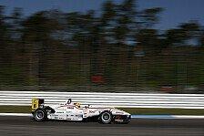 Formel 3 EM - Auch mit Platz zwei zufrieden: Pascal Wehrlein